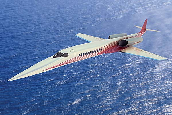 The Aerion Supersonic Business Jet, Luxury Air Travel At High Speed