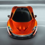McLaren P1 Aims for Pole Position with Global Debut at the Paris Motor Show