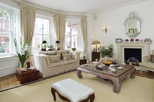 For Sale Three Bedroom Apartment Cadogan Gardens London