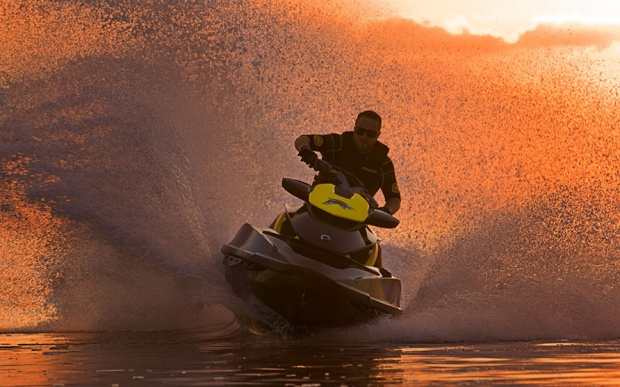 Sea Doo, Watercraft, Musclecraft, RXT-X aS 260, The Freedom Of Open Water
