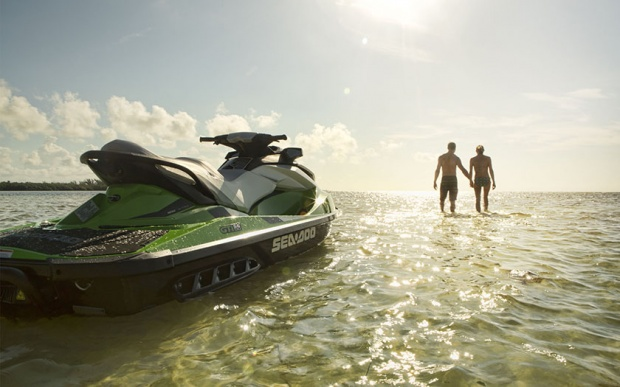 Sea Doo, Watercraft, Recreational, GTI SE 130/155, Let The Fun Begin